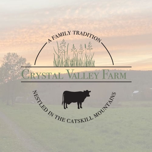Crystal Valley Farm logo